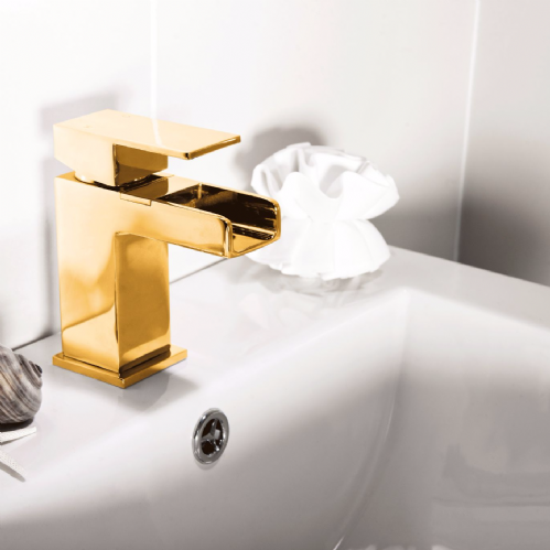 Gold Bathroom Taps And Fittings